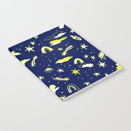 Rockets and rainbows Notebook