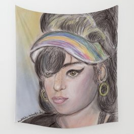 Remember Amy Wall Tapestry