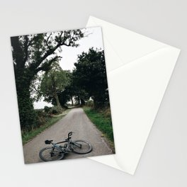 cycling wild Stationery Cards