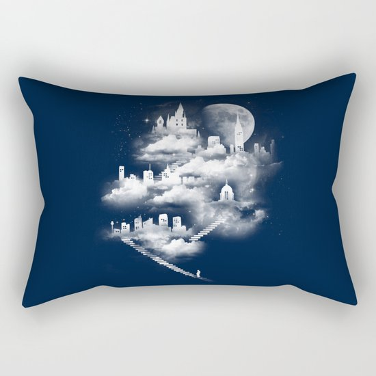 Stairway to Heaven Rectangular Pillow
