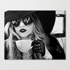Comfortable Silences Canvas Print
