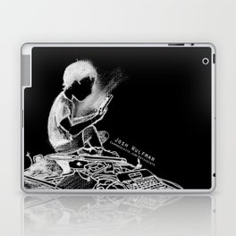 Upgrade by Josh Wulfman Laptop & iPad Skin