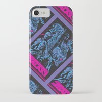 guardians of the galaxy iPhone & iPod Cases featuring Guardians of the Galaxy NEON by Messypandas