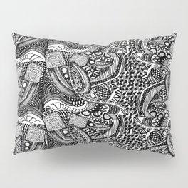 Anti-Matter Pattern Pillow Sham
