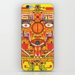 Kan Yellow Seed iPhone Skin