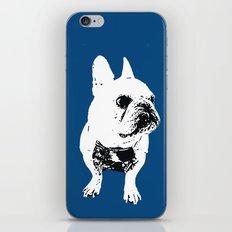 George the cutest French Bulldog iPhone & iPod Skin