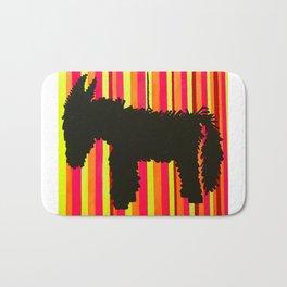 Donkey Piñata Bath Mat