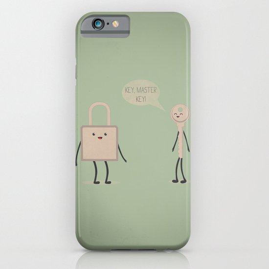 Master Key iPhone & iPod Case