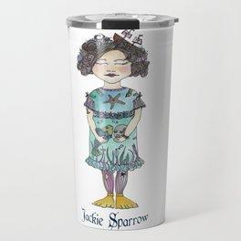 Jackie Sparrow Travel Mug