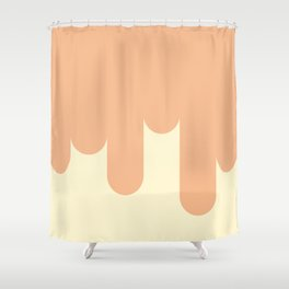 Paint Drips Shower Curtain