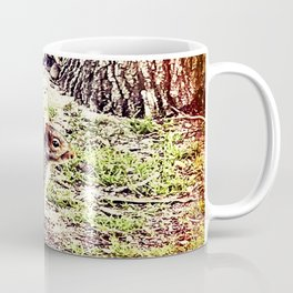 Who's The Stranger Coffee Mug