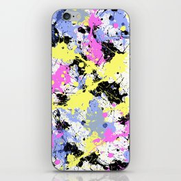 Abstract 22 iPhone Skin