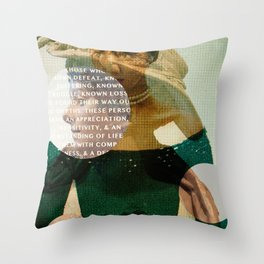 CCCC! Throw Pillow