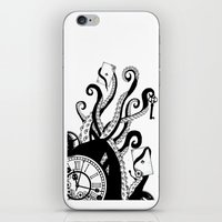 games iPhone & iPod Skins featuring Mind Games by Sophie Bland