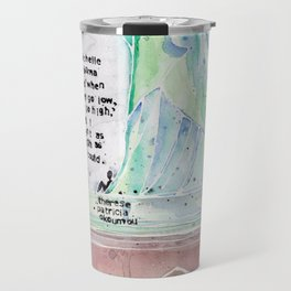 Therese Patricia Okoumou Travel Mug