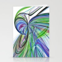 tie dye Stationery Cards featuring Tie Dye by Shalisa Photography