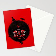 THE BLACK SUN Stationery Cards