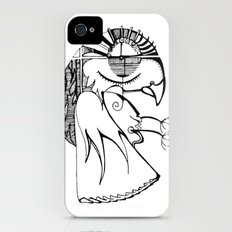 A kind of parrot Slim Case iPhone (4, 4s)