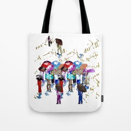 Chinese Grandmas Tote Bag