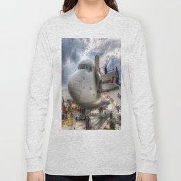 Pegasus Boeing 737 Long Sleeve T-shirt