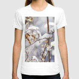 Frozen garden T-shirt