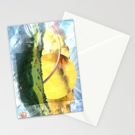 Sun and Rain Stationery Cards