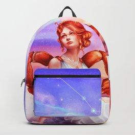 Cancer OC - 12 Zodiac Ladies Backpack