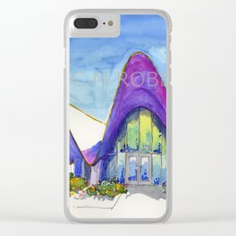 Las Vegas Neon Museum Clear iPhone Case