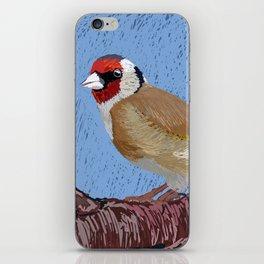 European Goldfinch iPhone Skin