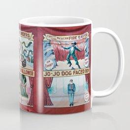 Freaks And Wonders Coffee Mug