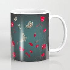Tatemae Japanese Green Mug