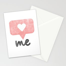Love Your Self Stationery Cards