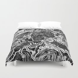 Beating Heart Duvet Cover