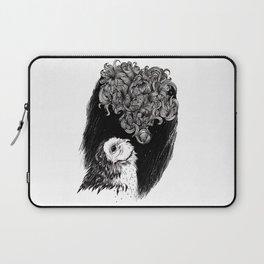 Owl Smoke Laptop Sleeve