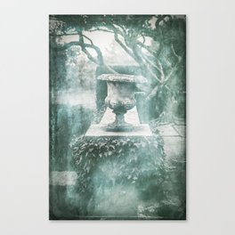 ancient urn Canvas Print