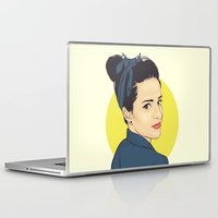 lipstick Laptop & iPad Skins featuring Lipstick by FalcaoLucas