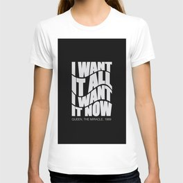 Best English rock band song. For good music lovers T-shirt