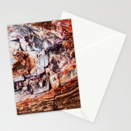 Crystal Wood Stationery Cards