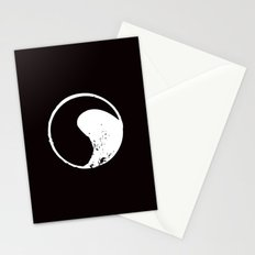 Ying Yang Stationery Cards