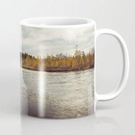 a burst of yellow Coffee Mug