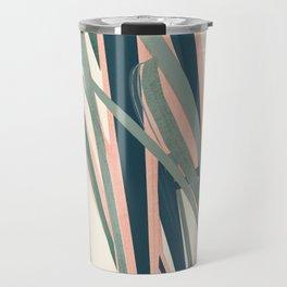 Colorful Plant Travel Mug