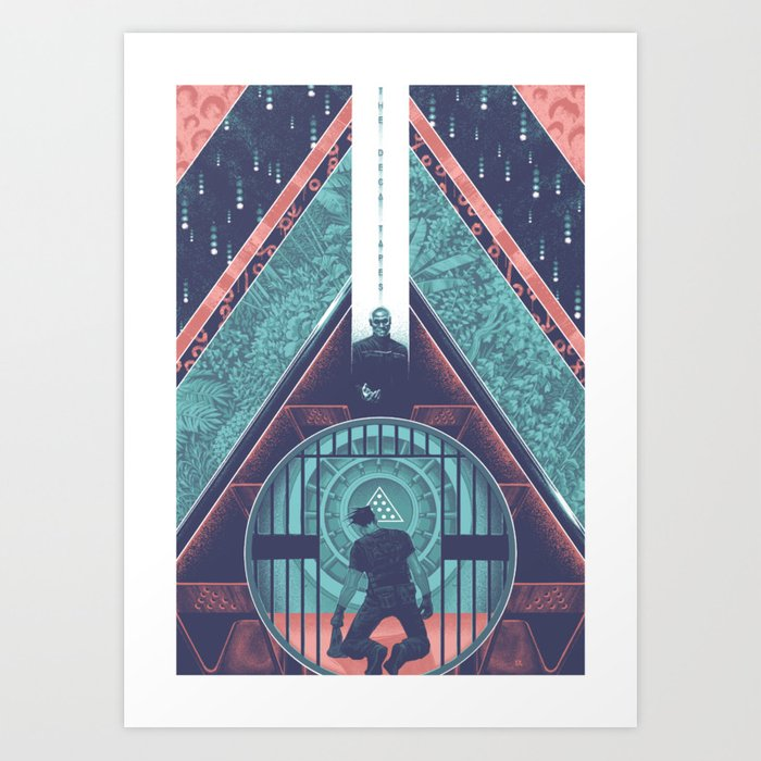 The Fixer Art Print