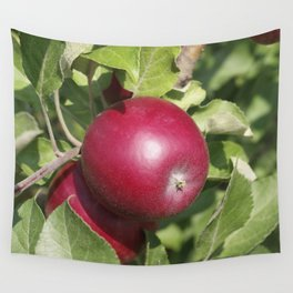Apple Almost Ready Wall Tapestry