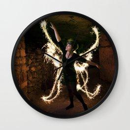 Fée Clochette Wall Clock
