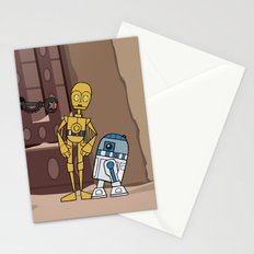 EP6 : C-3PO & R2-D2 Stationery Cards