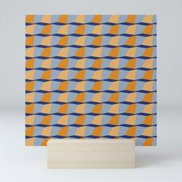 3d Blocks Mini Art Print