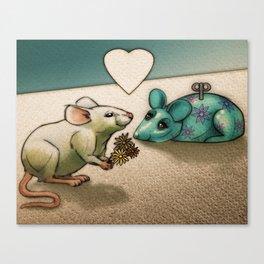 Unrequited Love Canvas Print