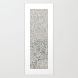 Gravity's Rainbow  Art Print