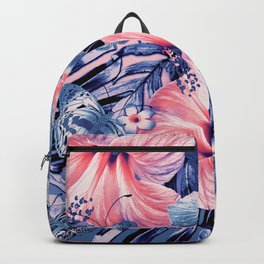 Coral Lapis Aloha Backpack