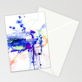 A Mystic Encounter No.1a by Kathy Morton Stanion Stationery Cards